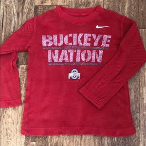 Ohio State long sleeve shirt